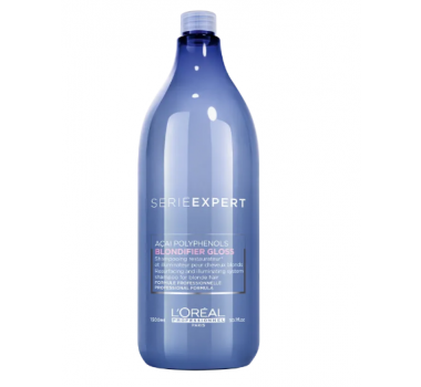 Loreal Professionnel Serie Expert Blondifier Gloss - Shampoo 1500ml